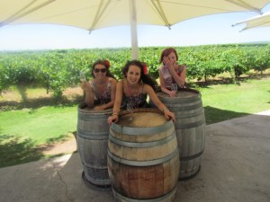 Barrels of fun in the valley - Copy