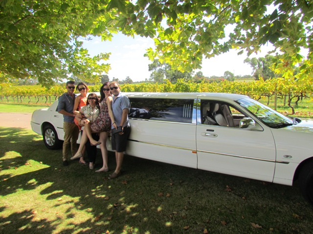 Swan Valley wine tour