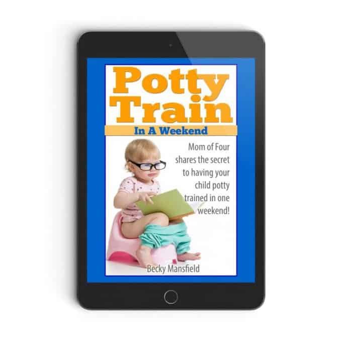 Potty training in three days (18 months  up ) Your Modern Family