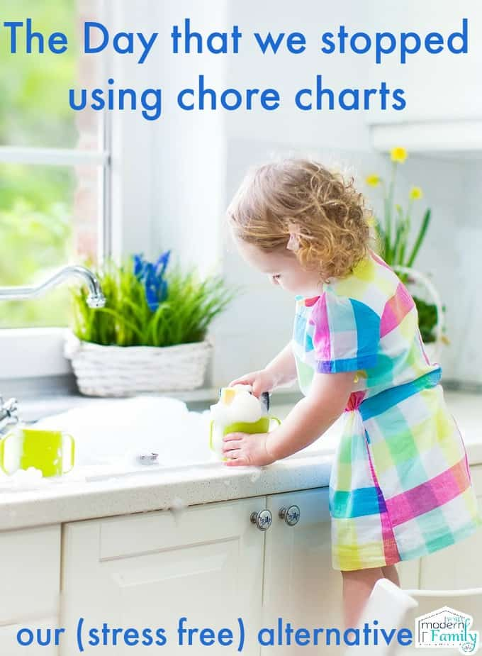 BEST Chore Chart System! Voted #1! Works SO MUCH better than others!