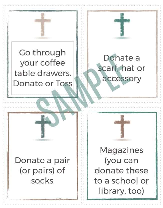What to Give up For Lent - Here are The BEST Lent Ideas we\u0027ve seen!