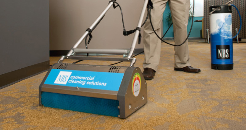 The Best Commercial Carpet Cleaning Service For Business NBS