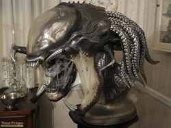 Aliens vs Predator - Requiem Sideshow Collectibles production material