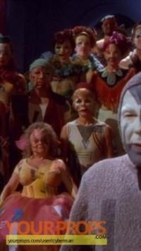 Star Trek: Voyager CIRCUS PERFORMERS COSTUME. original TV ...