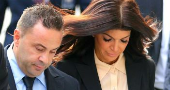 RHONJ Teresa and Joe Guidice were both sentenced on Fraud charges today