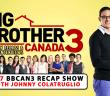 We talk with BBCAN3 Johnny Colatruglio