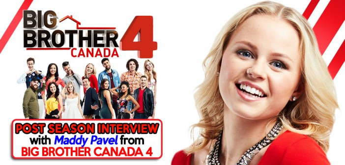 #BBCAN4 Post Season Interview: Maddy Pavle