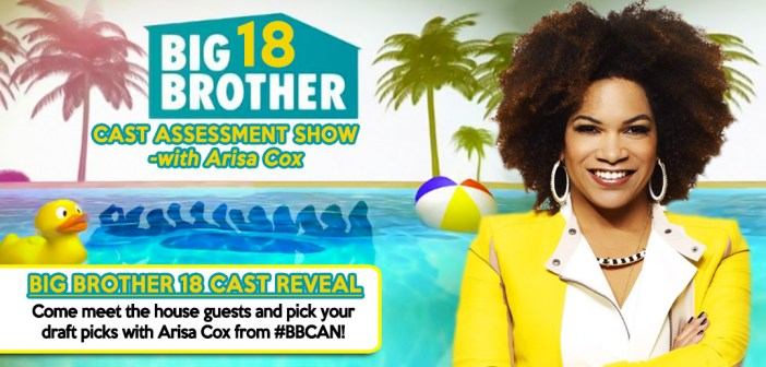 #BB18 Cast Preview with Arisa Cox