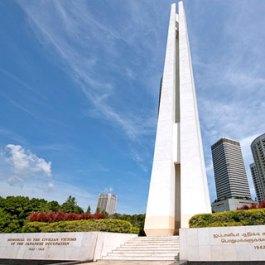 5. Civilian War Memorial