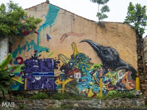 Street Art Panama City 2