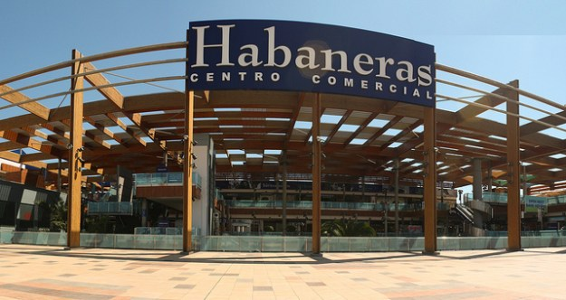 Habaneras Shopping center