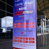 Bus Alicante airport Torrevieja