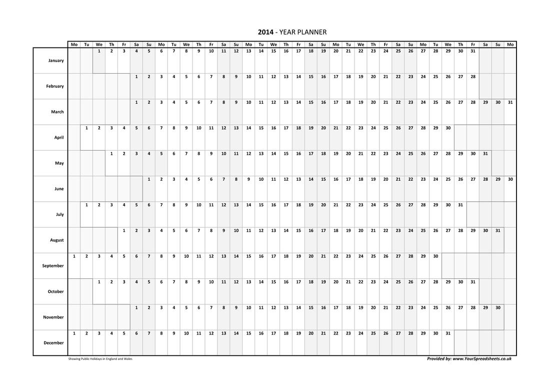 printable calendar 2015 year