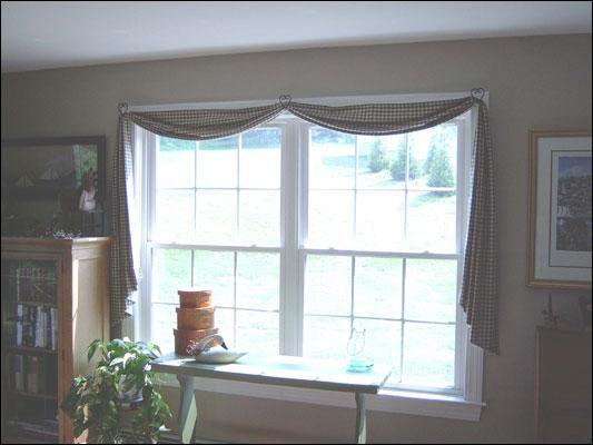 Double Window Treatment Ideas