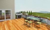 Deck Design/Build | Sunny House Construction - Kitchen ...