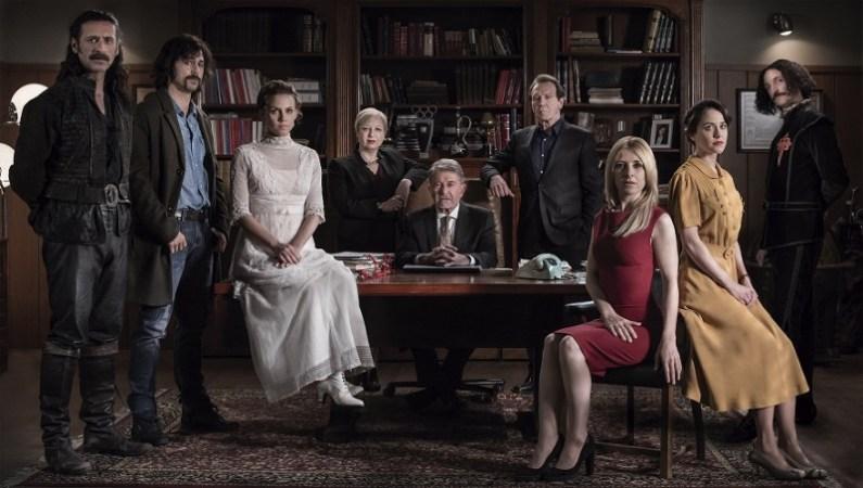 el ministerio del tiempo tercera temporada estreno capitulo