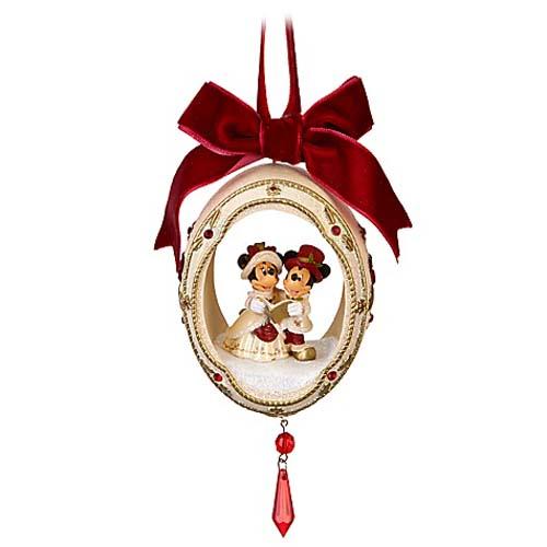 minnie mouse ornaments disney