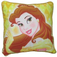 Disney Pillow - Princess Belle Signature