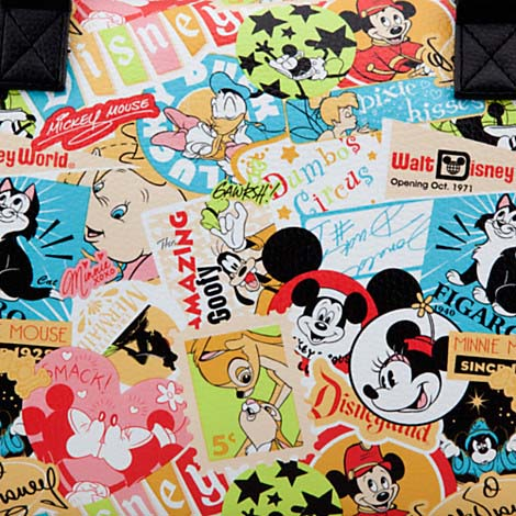 Haunted Mansion Iphone Wallpaper Your Wdw Store Disney Bag Purse Classic Collage Disney