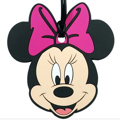 Cute Duck Hd Wallpaper Your Wdw Store Disney Luggage Bag Tag Minnie Mouse Face