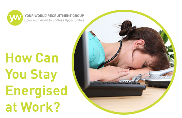 Struggling to Stay Awake at Work? Wake Up with This Simple Solution
