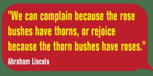 WeCanComplain-Abraham Lincoln