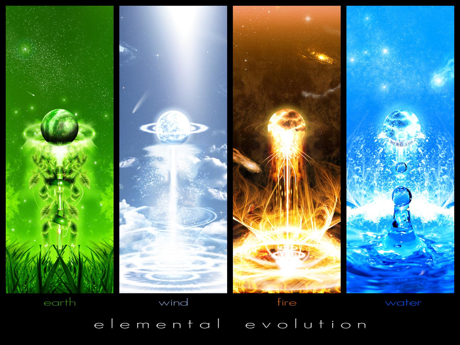 Photo Of The Day The Four Elements Youth Are Awesome