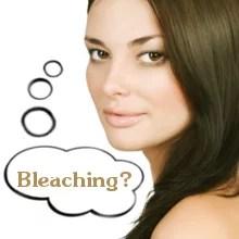 Bleaching, Zahnaufhellung