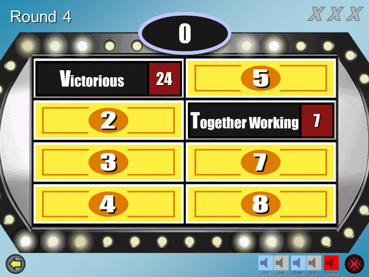 scoreboard template for powerpoint