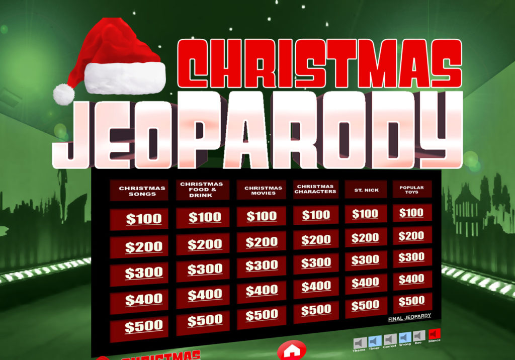 Christmas Jeopardy Powerpoint Template - Youth DownloadsYouth Downloads - jeopardy powerpoint template
