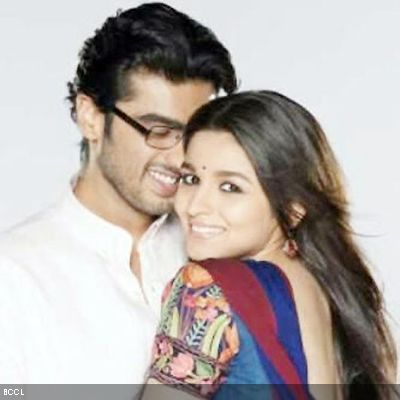 First look , 2 states , movie , 2013 , alia bhatt , arjun kapoor, first look of 2 states , alia bhatt in 2 states