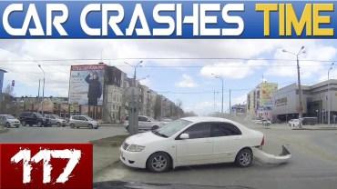 Spectacular Russian Car Crashes