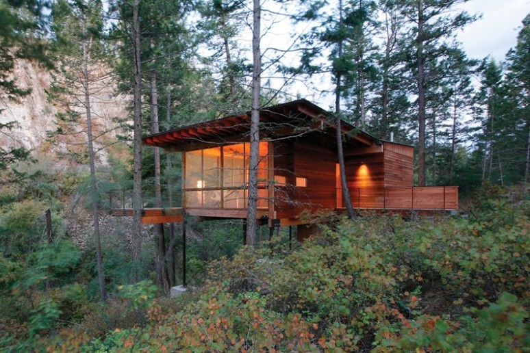 Inspiring Modern Mountain Houses