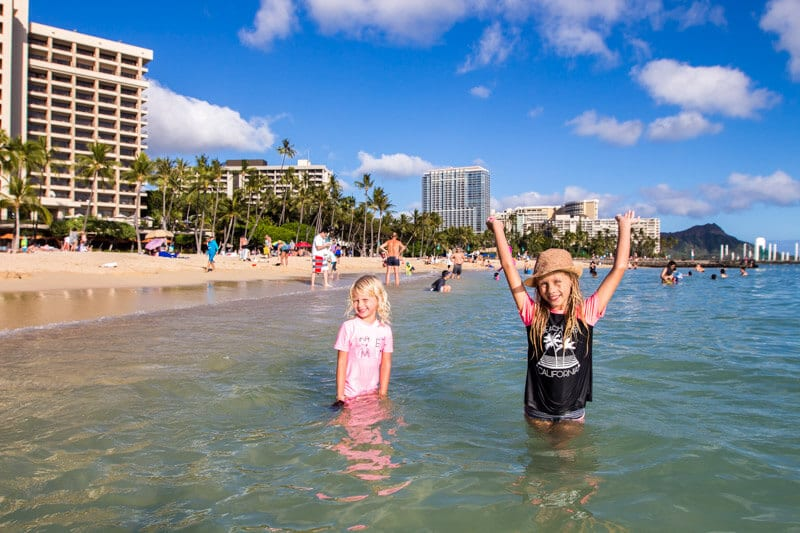 11 of the Best things to do in Waikiki with kids (+ eat  stay)