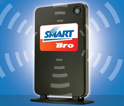 smartbro share it wireless router