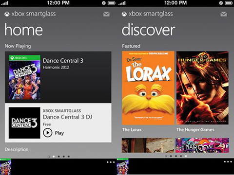 XboxSmartGlass