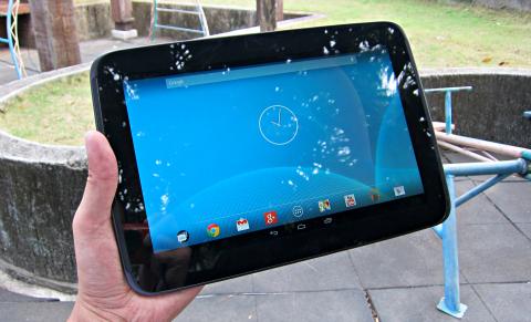 Nexus 10_front
