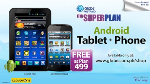 globe cloudfone bundle