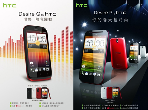 HTC DQP