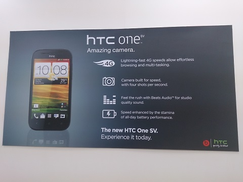 htc one sv philippines