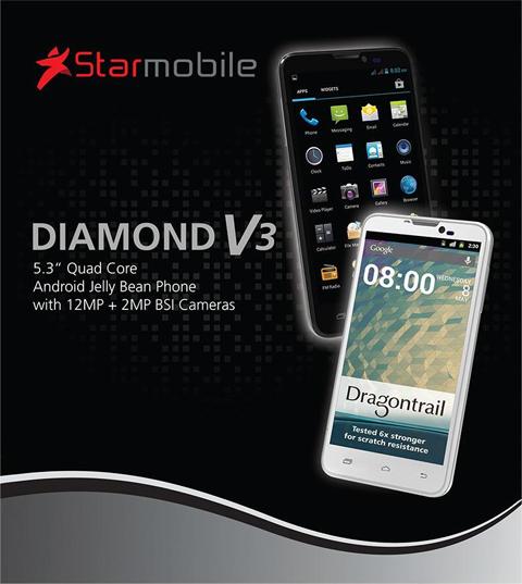 SM DIAMOND V3