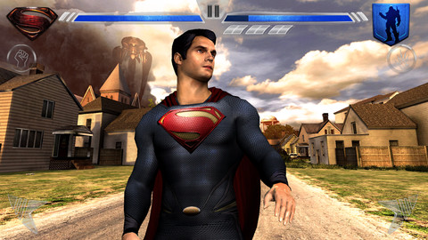 man of steel for ios