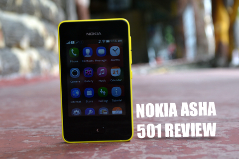NOKIA ASHA 501 official 2