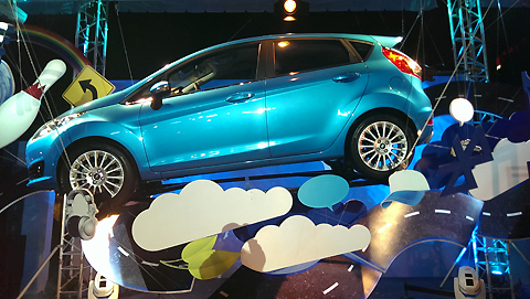 Ford launches Ford Fiesta 2013 in the Philippines - YugaTech