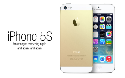 iPhone 5S change