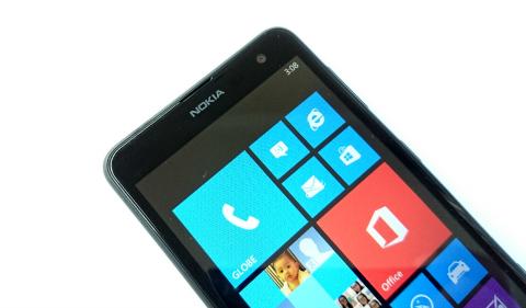 lumia 625_top