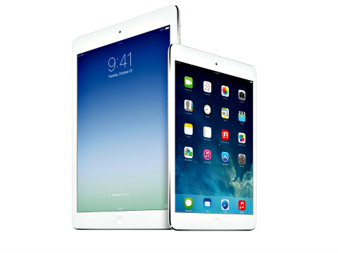 ipad air_ipad mini retina