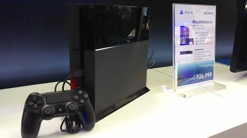 playstation 4 philippines