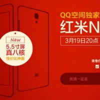 5.5-inch octa-core Xiaomi Redmi Note confirmed