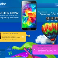 Globe opens pre-order for Galaxy S5, arrives next month